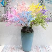 China 5-10 Years Life Time Artificial Flower Bouquet , 72cm Height Mimosa Pudica Plant on sale