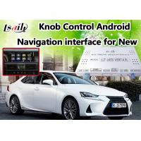 Quality High Speed Android 6.0 Lexus Video Interface for IS , Backup Camera Interface for sale