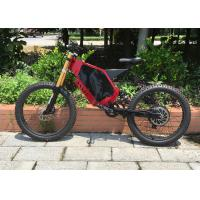 Quality 8000W Electric Powered Mountain Bike Professional Pedal Assist Mountain Bike for sale