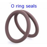 Quality ORK Metric O - Ring Seals For Automobile , High Temperature O Rings IIR 70 for sale