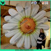 Quality Wedding Event Party Hanging Decoration Inflatable Flower With LED Light for sale
