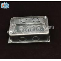 Quality 119X77X38 Electrical Boxes And Covers For Switches , Electrical Box Covers for sale
