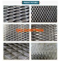 Quality Hot Galvanized steel Expanded Metal Fabrication for sale
