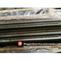 Quality Stainless Steel Seamless Pipe, ASTM A312, TP304H, SUH304H, 1.4948, 6M for sale