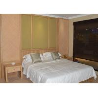 Buy cheap Japanese Style Modern Hotel Bedroom Furniture Ash Wood Guest Room Furniture Set product