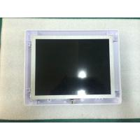 "Quality 8"" Video / Audio / Photo White Open Frame LCD Monitor Display With Calender / Clock for sale"