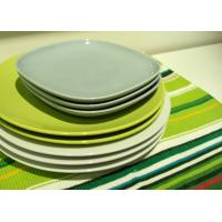 Quality melamine plate soup plate for sale