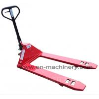 Quality PLATFORM HAND TRUCK/hand pallet truck China hydraulic hand pallet truck for sale