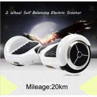 Buy cheap Motorized Scooter Board 4400mah Dual Wheels Self Balancing Electric Scooter product