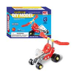 China Diy toy (KIT ) Metal toys ,Intellective DIY Model Car on sale