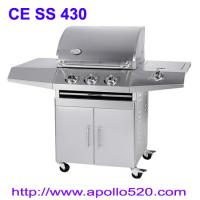China Portable Gas BBQ Cooker on sale