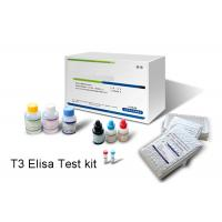 TriiodothyronineT3 Elisa Kit Test Goat - Anti - Mouse Antibody Coated Microtiter Wells