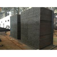 Quality Vertical Tubular Air Pre Heater / Plate Type Combustion Air Preheater for sale