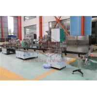 Quality 3L 5L 7L Pet Bottle Filling Machine Mineral Water Packaging 24 Months Warranty for sale