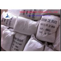 Quality Sodium  Chlorate CAS  7775-09-9 White or Slightly Yellow Crystal  99.5% min for sale