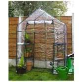 Quality Walk-in steel tube greenhouse (HX54019) for sale