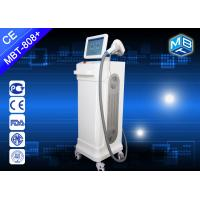 600W Laser Diode Hair Removal 8.4 Inch True Color TFT Touch Screen LCD