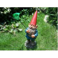 Funny Garden Gnomes: Outdoor Gnome Garden Ideas Photograph