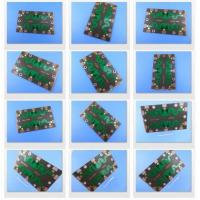 Buy 4 Layer PCB on RO4003C and FR-4 Green Solder Mask Immersion Gold at wholesale prices