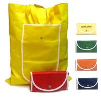 China Eco-Friendly Recycling Foldable Shopping Bags, Promotional Waterproof Reusable Bag on sale