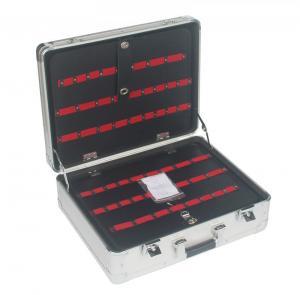 Quality Lockable Aluminium Case 3.5 Kgs , Portable Custom Aluminum Briefcase for sale