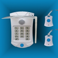 Buy cheap Automatic Emergency telephone Autodial Help Elderly medical alarm systems with from wholesalers