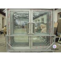 Buy cheap Outdoor Event Tent Single Tempered Saftety Glass Aluminum Alloy Casement Door from wholesalers