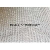 Quality Aluminium Knitted Wire Mesh Wire Dia 0.13 - 0.3mm For EMI & RFI Shielding for sale