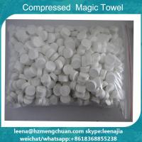 Quality Cheaper price multifunction portable compressed magic towel for sale