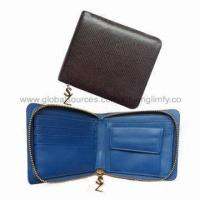 Quality Men's Wallet, Made of Genuine Leather for sale