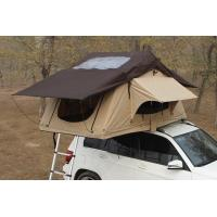 Buy Easy On 4x4 Roof Top Tent Stainless Steel Pole Material For 2 Person at wholesale prices