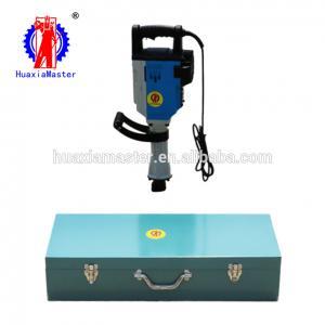 China QTZ-3D portable soil sampling rig /agricultural soil testing equipment soil mining core drill machine rig price on sale