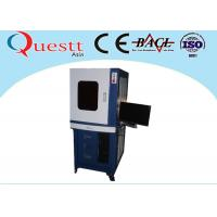 Buy cheap 110x110mm Sealed Box portable laser marking machine for metal , AC220V 50/60Hz product
