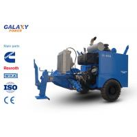 China 118 Kw 158hp 90kN Wire Puller Machine For Overhead Line Stringing Equipment on sale