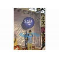 Quality Advertising Durable LED Backpack Ball PVC Novelty Inflatable Light Balloon for sale