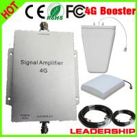 Quality 1 Set Newest 65dB Mobile Signal Booster Repeater 4G booster 4G amplifier 2600MHZ Cell Phon for sale