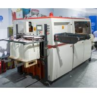 Quality FD-970*550 high speed indentation flatbed die cutting machine for sale