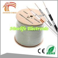 Quality Made in China Linan Factory 75Ohm RG6 Coaxial Cable for sale