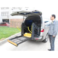Hydraulic Lifts For Vans : New hydraulic wheelchair lift
