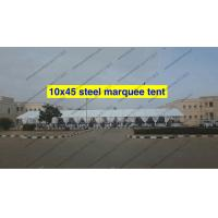 Quality Extravagant Outside Wedding Canopy Tent 10 x 45m With Curtain For Wedding Party for sale