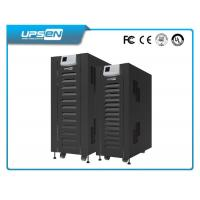Quality Three phase in three phase out low frequency online UPS with isolation transformer for sale