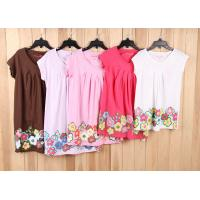 Quality child brand clothes-6000 pcs cheap Children & kid's Girl Casual tops Tee dress stock lots for sale
