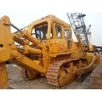 China Used Japan Bulldozer Used KOMATSU D155 Bulldozer on sale