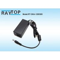 Quality OEM Switching Wall Mount AC To DC Power Adapter DC 12V 3A 36w AC100 - 240V for sale
