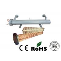 China Air Conditioning Unit Tube and Shell Heat Exchanger Condensing Pipe on sale