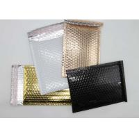 China 6x9 Colored Bubble Mailers , Foil Bubble Wrap Envelopes High Frequency Heat Seal on sale