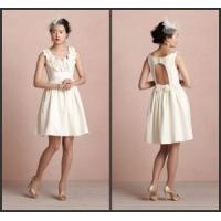 China Short Prom Dress bridal party dress(SP020) on sale