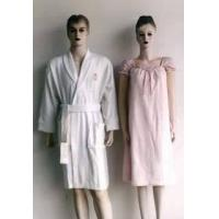China Ladies' and Men's bathrobe on sale