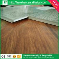 Quality Good Price 5mm Thick Loose Lay PVC Flooring 0.5mm Wear Layer Loose Lay Vinyl Flooring Plan for sale