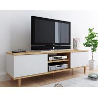 Buy cheap Freestanding Indoor Storage Cabinets Long Solid Wood Tv Stands For Flat Screens product